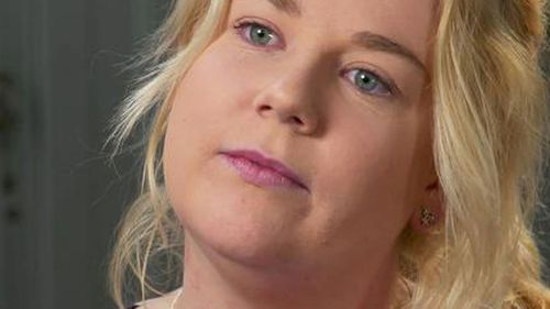 Cassie Sainsbury has opened up about her time in prison. (9NEWS)
