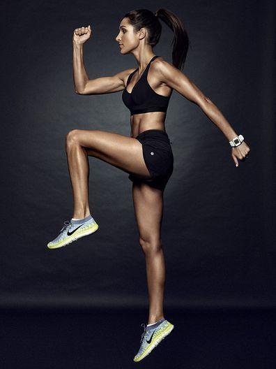 Personal trainer Kayla Itsines