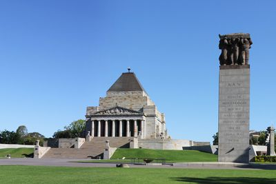 <strong>5. Shrine of Remembrance &ndash; Melbourne</strong>