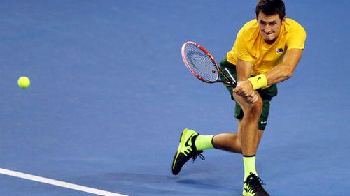 Great Britain beats Australia in Davis Cup semi-final