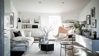 Five game-changing storage solutions for an organised living room
