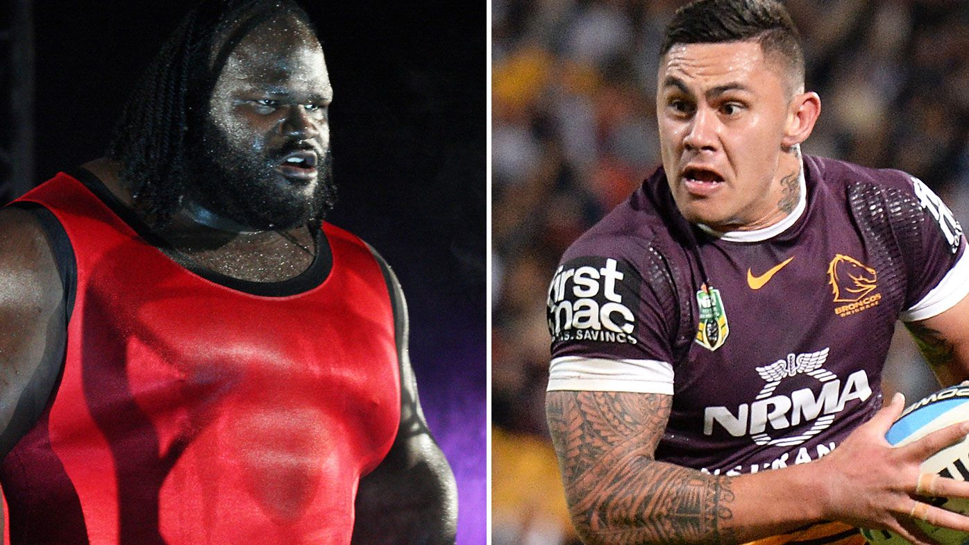 Mark Henry is impressed with former NRL star Daniel Vidot