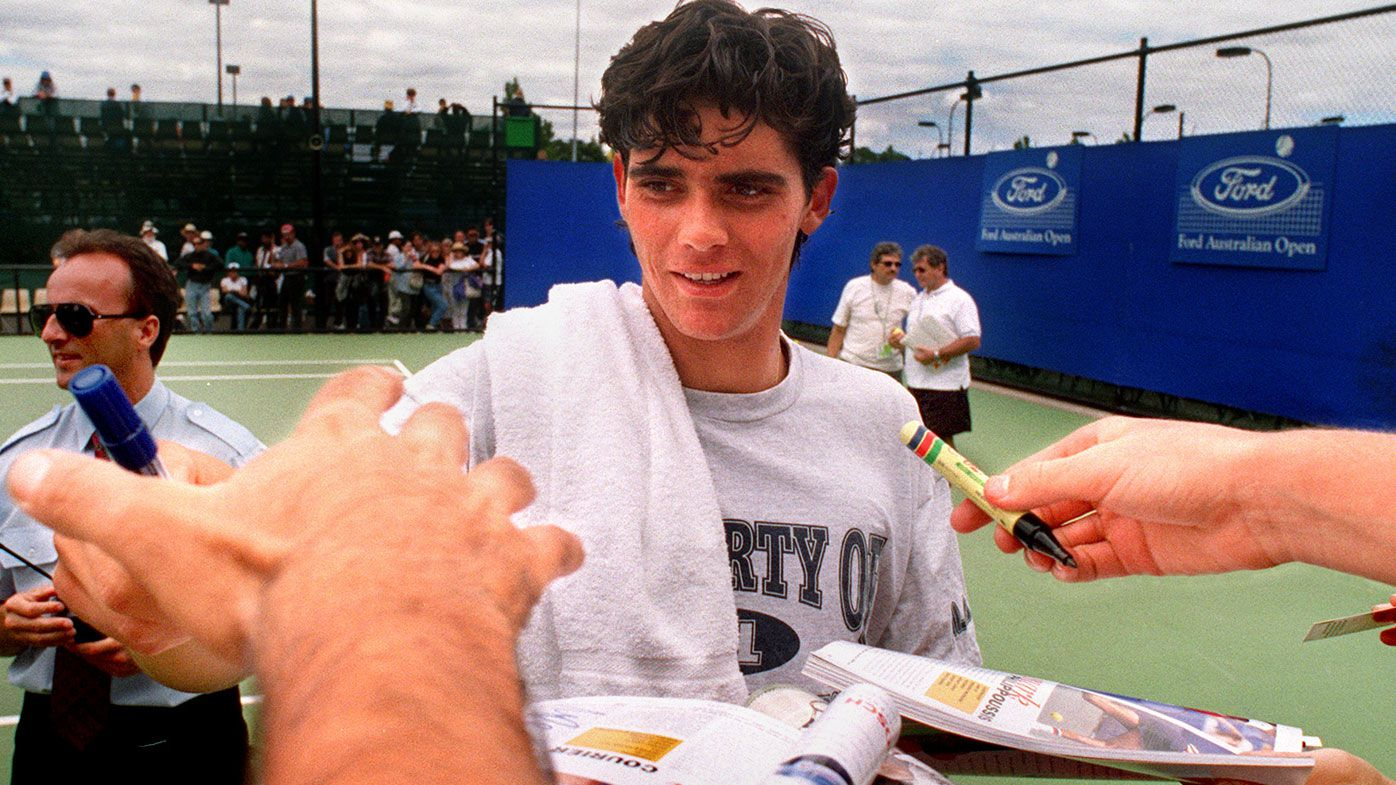 Mark Philippoussis  reflects on 'messed up' story from lavish lifestyle during tennis heyday