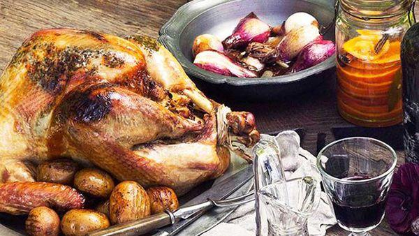 Turkey. Thanksgiving recipes