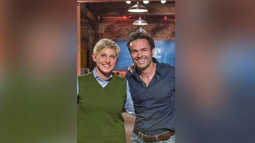 Aussie builder teams up with Ellen DeGeneres for new TV show