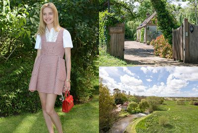 "Sometimes the internet hands you unexpected nuggets of greatness and today is one of those days. Supermodel Natalia Vodianova's <a href=""http://www.pereds.com/cms/index.php?page=lodsbridge-mill"" target=""_blank"">$6.5 million English country house/mansion has gone on the market</a>, delivering plenty of voyeuristic pictures for anyone who needed further proof that looking pretty can get you a pretty sweet deal. The house was a joint purchase she made with former husband Justin Portman back in 2005, but the super now lives in Paris with new partner Antoine Arnault (the son of LVMH founder Bernard Arnault). Click through for a little slice of countryside bliss."