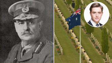 Should Sir John Monash be posthumously promoted?
