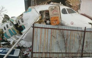 Multiple fatalities feared in Kazakhstan passenger plane crash