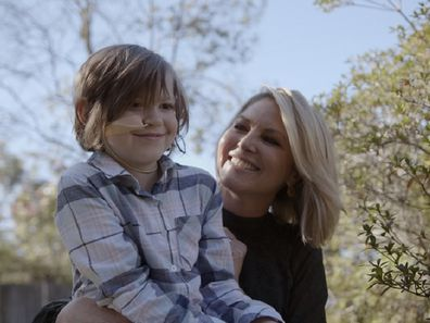 George Gardner Redkite sick kids cancer patient