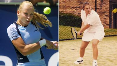 Jelena Dokic, Rebel Wilson, tennis throwback photo, Instagram