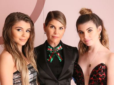 Olivia Jade Giannulli, Lori Loughlin and Isabella Rose Giannulli