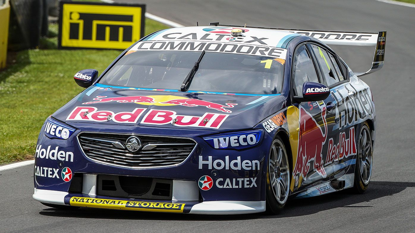 Whincup rejects Supercars move to summer series