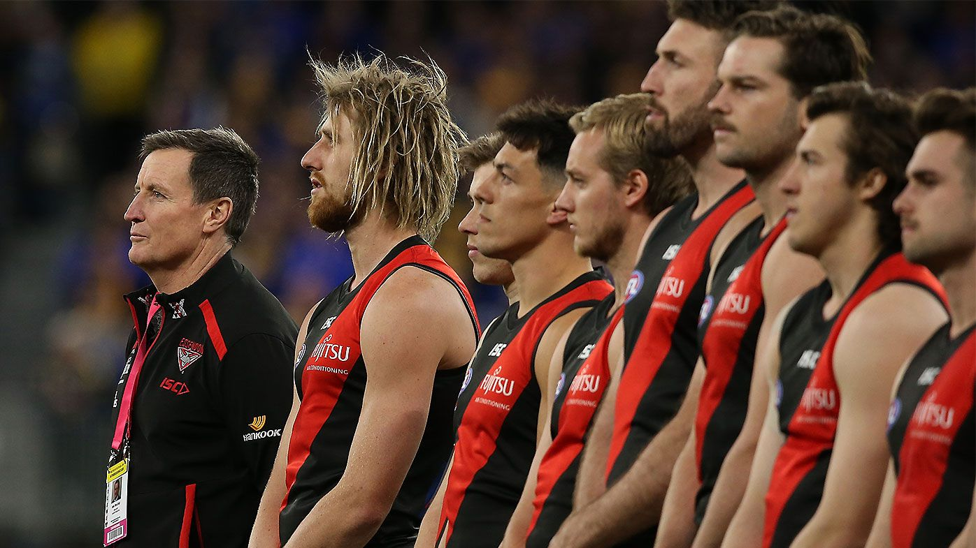 'I've had enough': Essendon legend Matthew Lloyd launches almighty spray at club amid finals drought