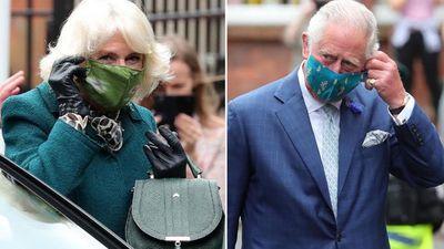 Camilla, Duchess of Cornwall and Prince Charles visit Northern Ireland, September 2020