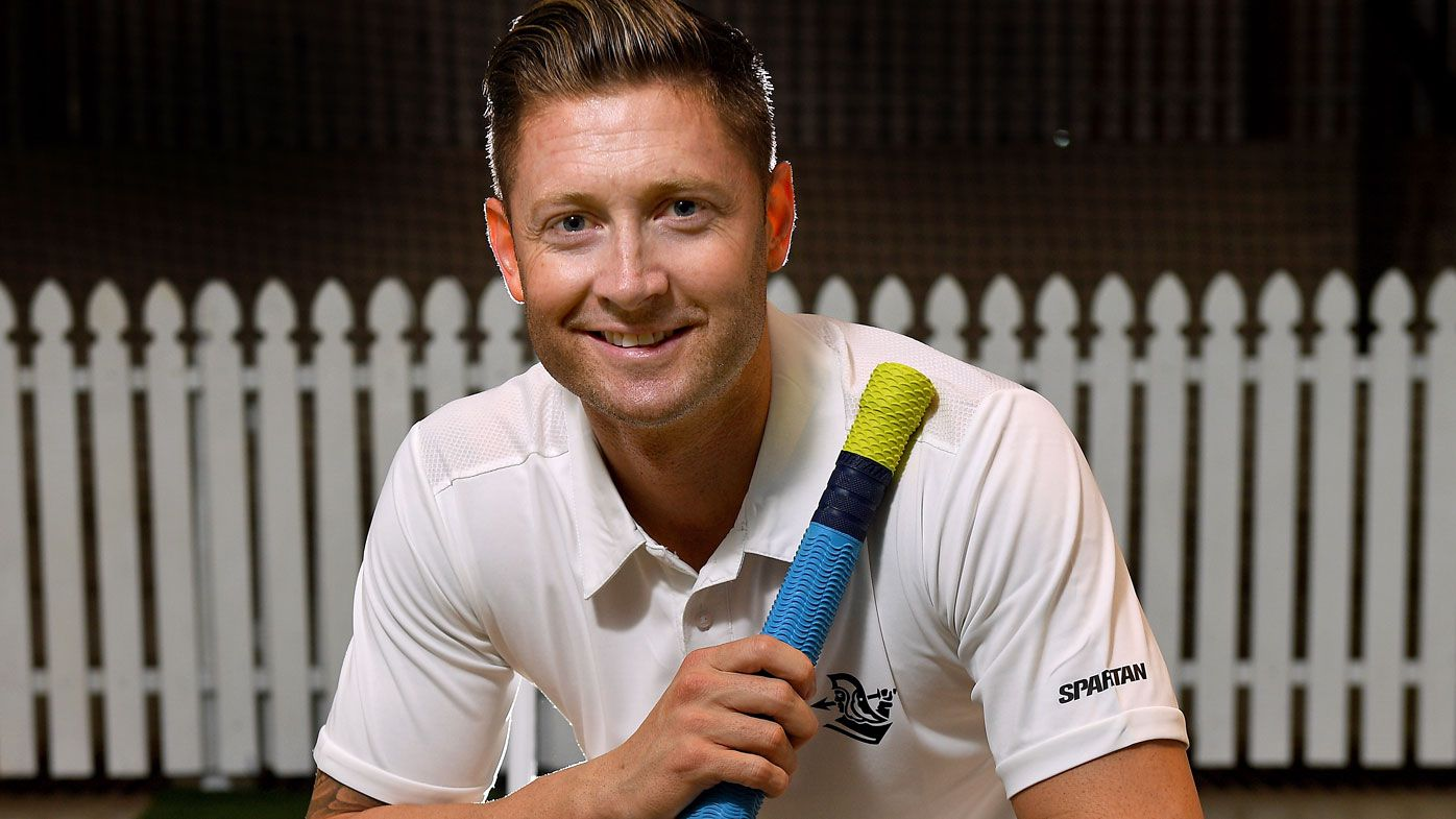 Michael Clarke's cryptocurrency venture folds after ASIC probe