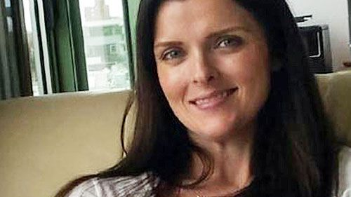 Amber Harrison attempted to deliver a four page statement to the NSW Supreme Court. (AAP)