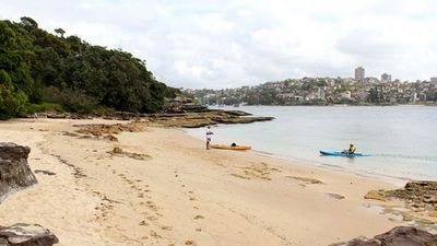 The cheapest home in Balgowlah Heights, next to Sydney Harbour, went for $1,200,000. (Tourism NSW)