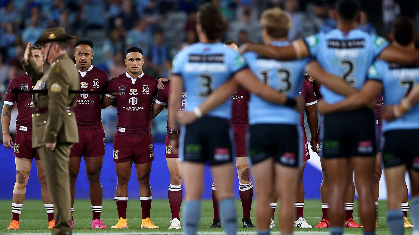 Queensland CHO's call throws the broadcast of State of Origin decider into turmoil