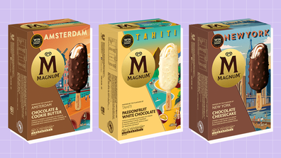Magnum launches decadent New York cheesecake flavour
