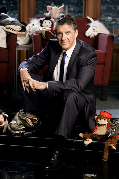 Craig Ferguson host of The Late Late Show with Craig Ferguson.