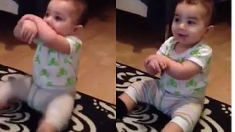 Watch: Seven-month-old baby dancing to 'Gangnam Style' goes viral