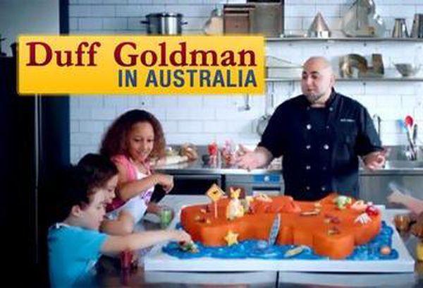 Duff Goldman In Australia