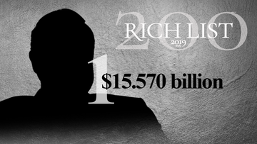 Australia's richest person revealed