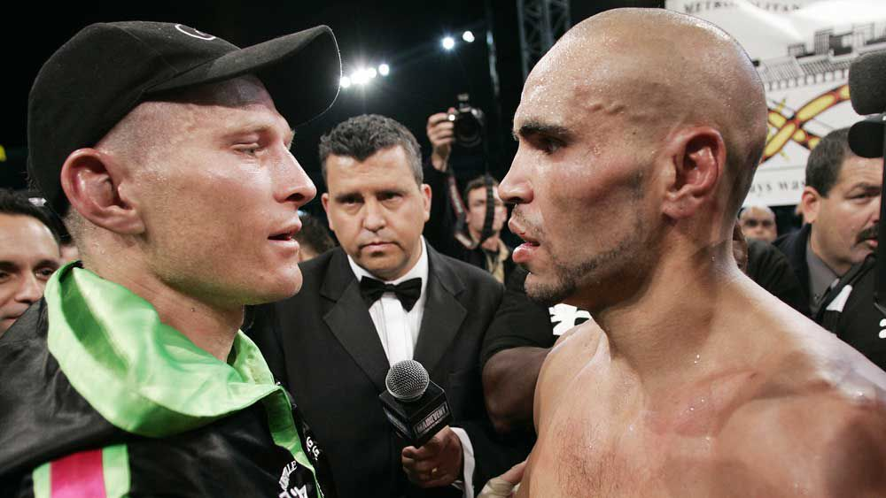 Mundine to meet bigger Green in rematch