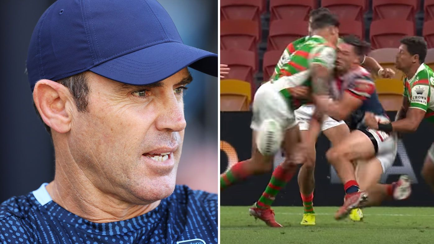 EXCLUSIVE: Brad Fittler sick to death over Latrell tackle hysteria