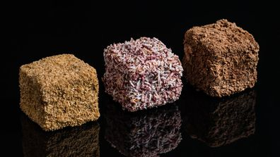 Koko Black lamingtons