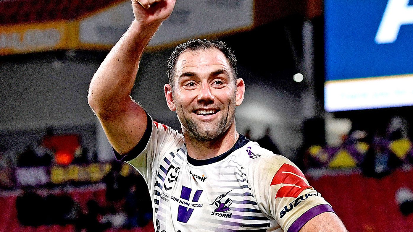 EXCLUSIVE: Joey's intriguing crystal ball prediction about Cameron Smith's future