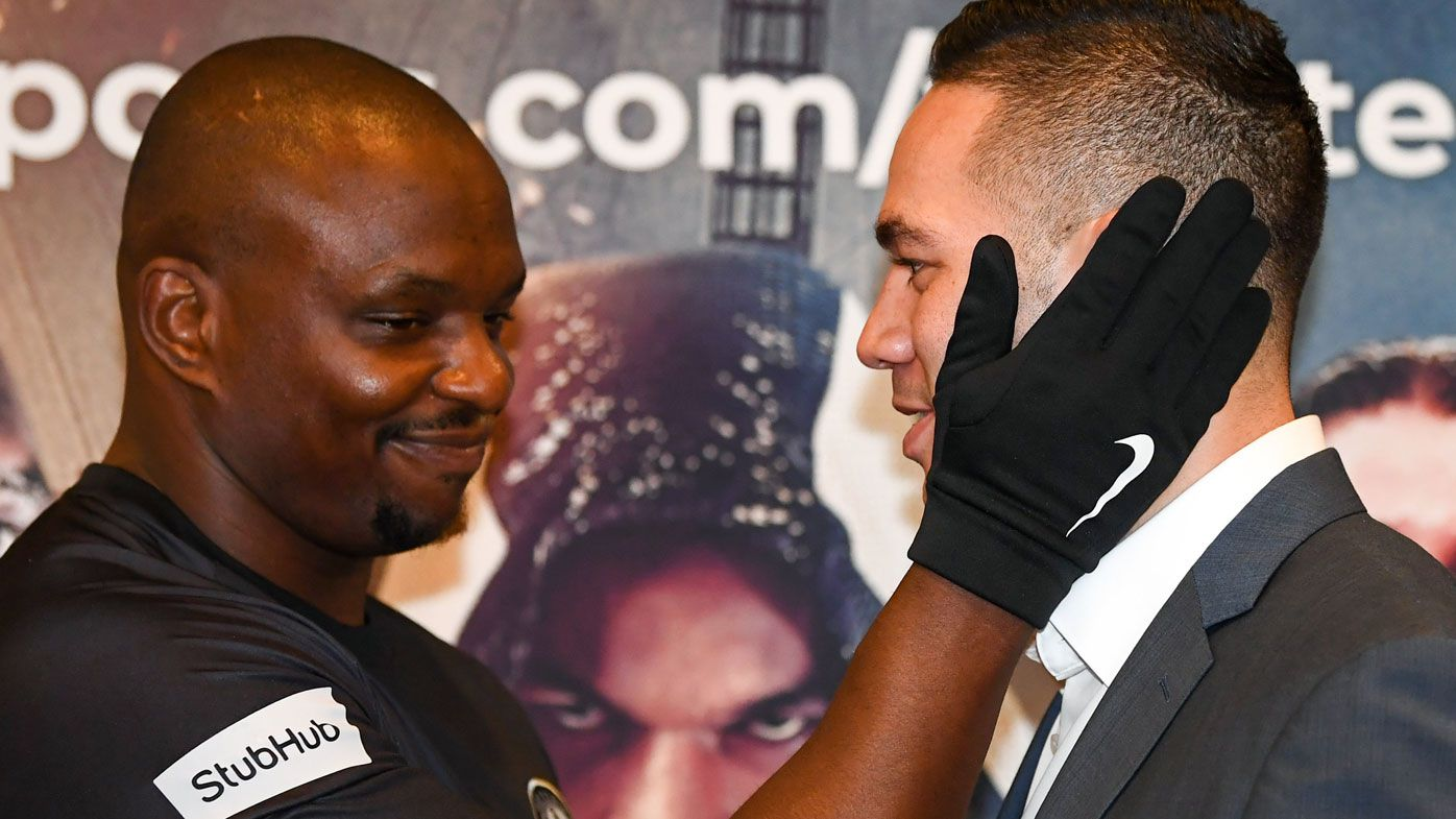 Boxing: Dillian Whyte vs Joseph Parker - start time, how to watch, preview, tale of the tape