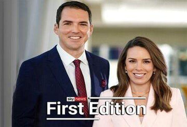 Sky News First Edition