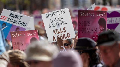 The proposed bill would take abortion out of the criminal code and make it a health issue, allowing women to terminate pregnancies up to 22 weeks' gestation.