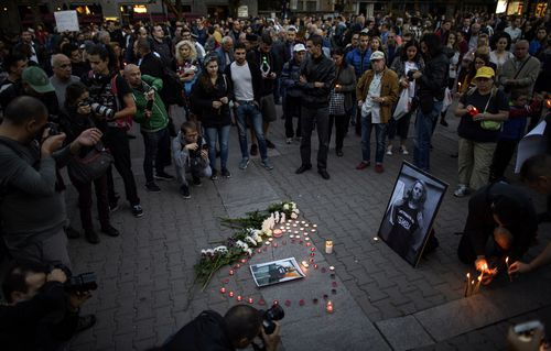 The body of 30-year-old investigative journalist Viktoria Marinova was found in a park in the northern Bulgarian city of Ruse on 06 October, raped and brutally murdered according to the Interior Ministtry