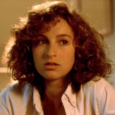 "Jennifer Grey as Frances ""Baby"" Houseman: Then"