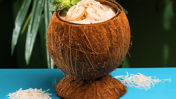 Rosie Campbell's coco colada