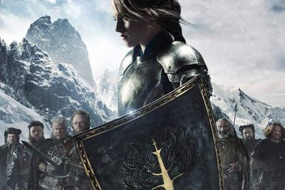 """<i>Snow White And The Huntsman</i> couldn't look less like the classic Disney cartoon we all grew up with. Kristen Stewart looks more like someone out of Narnia than Snow White, so expect an epic battle of some kind. The film stars Charlize Theron as the Evil Queen and Chris Hemsworth as Eric, the Huntsman.<br/><br/><b><a target=""""_blank"""" href=""""http://yourmovies.com.au/movie/42949/snow-white-and-the-huntsman"""">*Vote for this movie on MovieBuzz</a></b>"""