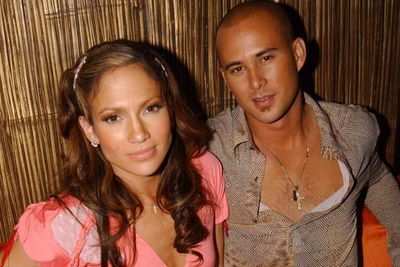 Jen's got a thing for her dancers! J-Lo was married to Cris from September 2001 to June 2002. They met when Cris was hired to direct Jen's music video for 'Love Don't Cost a Thing'. Cris danced in that clip, as well as Jen's 'Play', 'I'm Real' and 'I'm Gonna Be Alright' videos.<br/><br/>Image: Getty