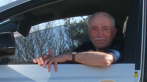 "Antonios Crocaris's family said he is ""irreplaceable"". (Victoria Police)"