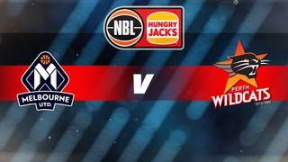 Round 18: Melbourne United v Perth Wildcats