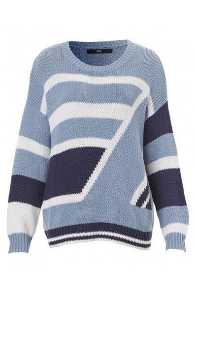 "<a href=""http://www.sportsgirl.com.au/clothing/knitwear/multi-stripe-block-sweater-multi"" target=""_blank"">Multi Stripe Block Sweater, $99.95, Sportsgirl</a>"