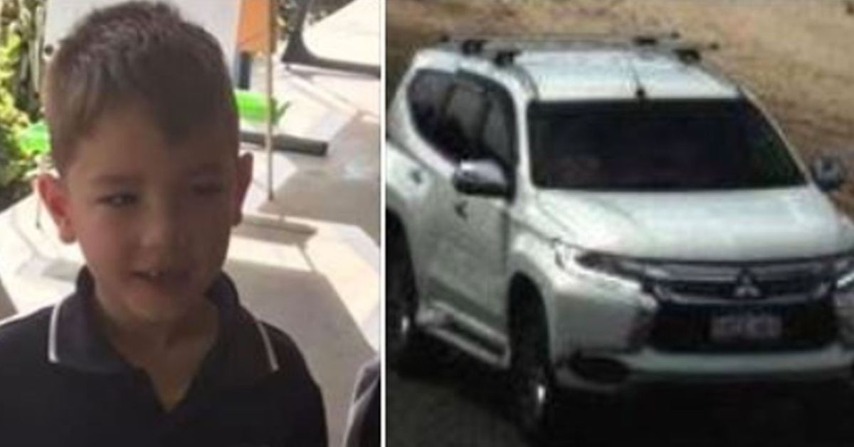 Police searching for young boy who was inside stolen car – 9News