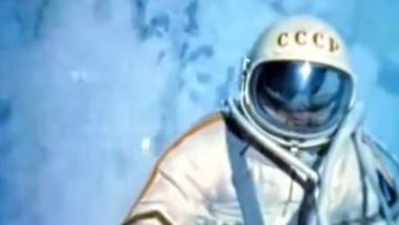 Alexei Leonov was the first cosmonaut to walk in space.