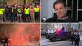 CFMEU boss speaks out over 'distressing' protest in Melbourne