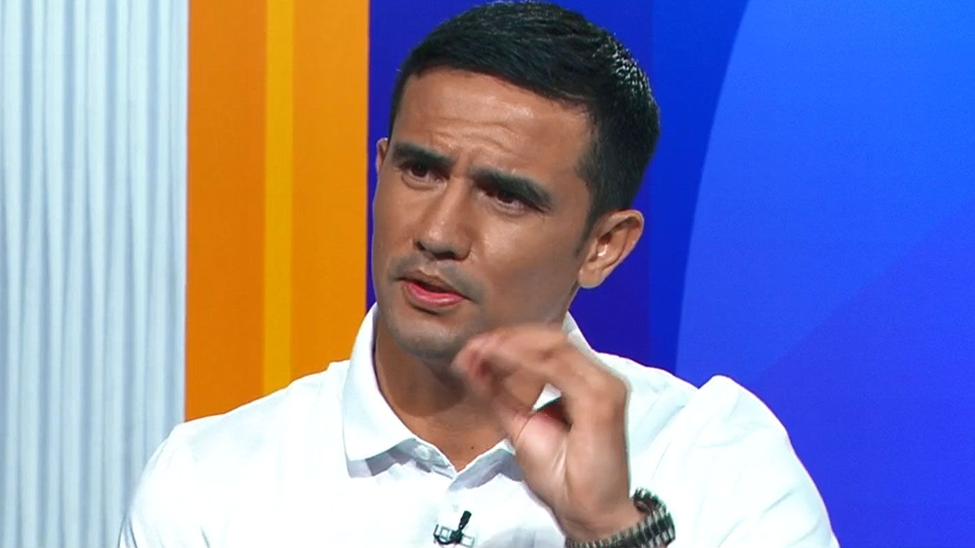 Tim Cahill speaks on his Qatar World Cup ambassador role