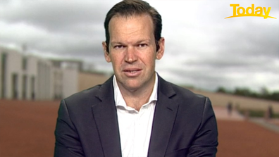Matt Canavan has expressed concerns the 'Pandemic Budget' puts Australia in a weak position globally.