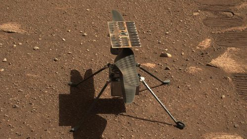 Mars Helicopter, Ingenuity, is set to make its first attempt at flight on April 19, 2021.