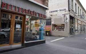 Melbourne's famous shops shutter, as latest stage four restrictions kick in