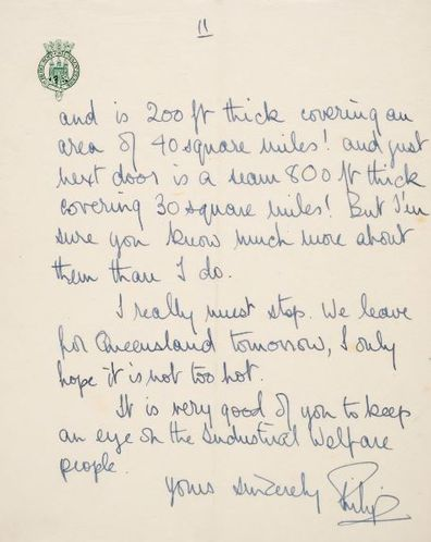 Scathing letter Prince Philip wrote about New Zealand
